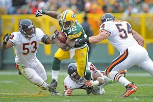Bears and Packers