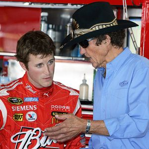 Kasey Kahne/Richard Petty