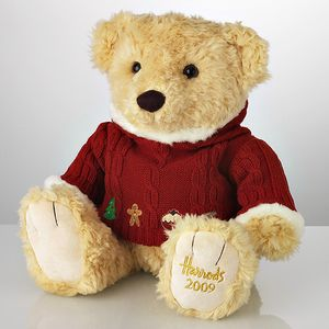 Harrods bear