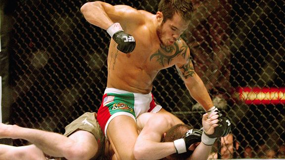 Roger Huerta Paul Hernandez/Icon SMI Will Roger Huerta go out on top in his
