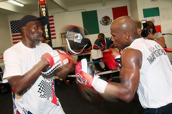 floyd mayweather jr and sr relationship