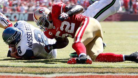 ap photo ben margot seattle quarterback matt hasselbeck left the game