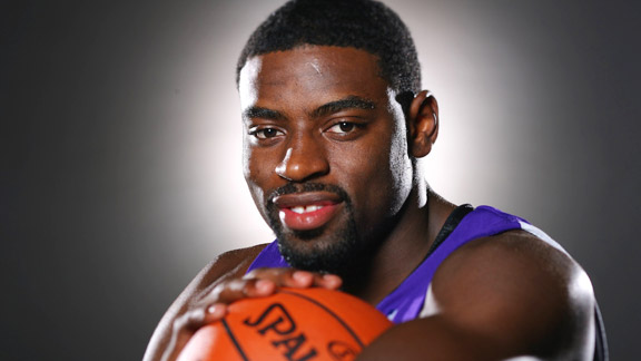 New Sheriff In Town: Tyreke Evans