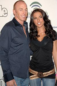 Jeff Garcia & Carmella Decesare