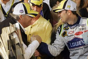 Jimmie Johnson/Rick Hendrick