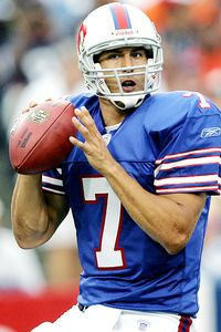 J.P. Losman of the Buffalo Bills