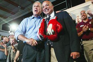 George Bush and Joe Cortez