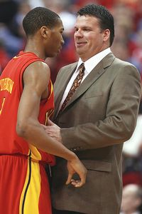 Greg McDermott and Wesley Johnson
