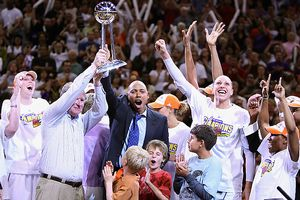 Phoenix Mercury Win