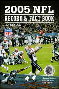 NFL record book