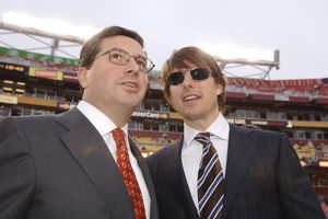 Daniel Snyder, Tom Cruise