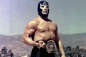 Blue Demon Sr.