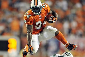 steve mitchell us presswire running back ricky williams could be on