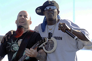 Scott Ian, Flavor Flav