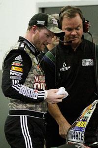 Earnhardt Jr & McGrew