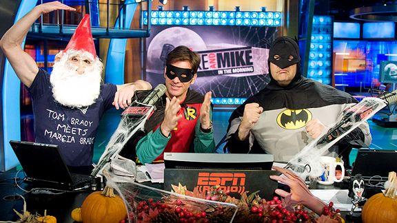 Mike & Mike Halloween