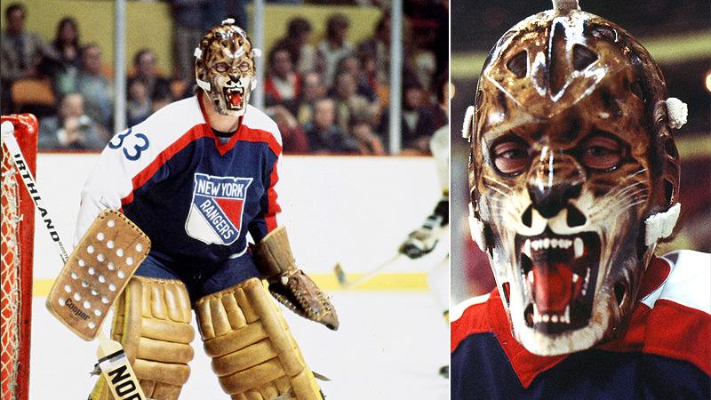 Favorite Goalie Masks Of All Time Sports Logos Chris Creamer S