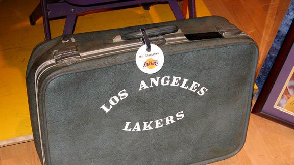Wilt Chamberlain suitcase