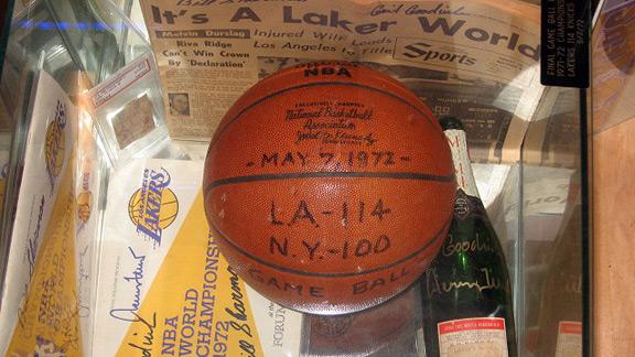 1972 Championship game ball