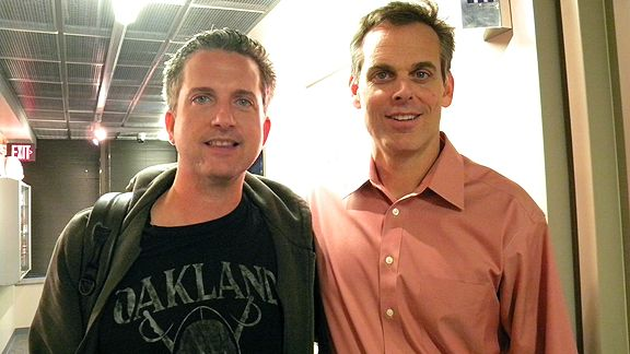 Bill Simmons and Colin Cowherd