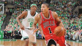 Rajon Rondo and Derrick Rose