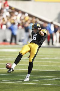Iowa punter Donahue anchors strong special teams - ESPN Chicago