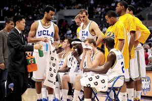 UCLA basketball team