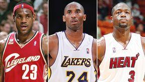 LeBron/Kobe/Wade