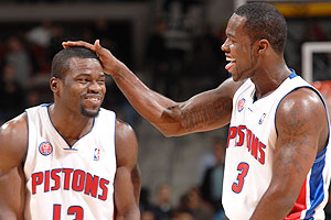 Will Bynum, Rodney Stuckey