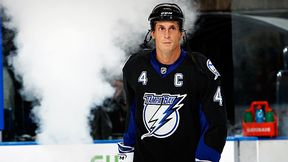 Vincent Lecavalier of the Tampa Bay Lightning