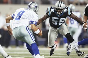 ap photo donna mcwilliam losing linebacker thomas davis was a