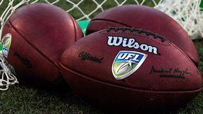 UFL footballs