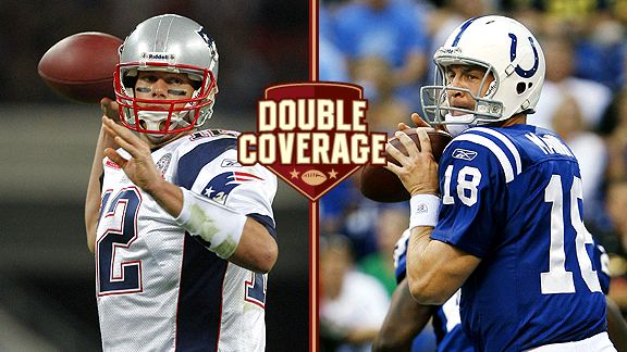 Double Coverage: Tom Brady and Peyton Manning