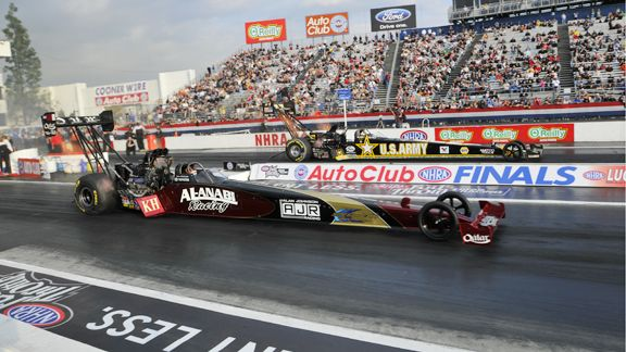 Larry Dixon, Tony Schumacher