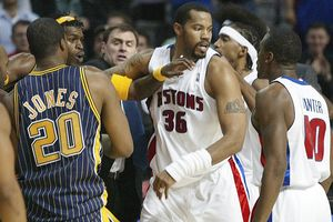 Pistons-Pacers