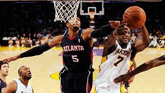 5968f41eae6 Weekend Dime  The All-Lefty Team - NBA - ESPN