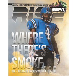 Dallas RISE Magazine cover