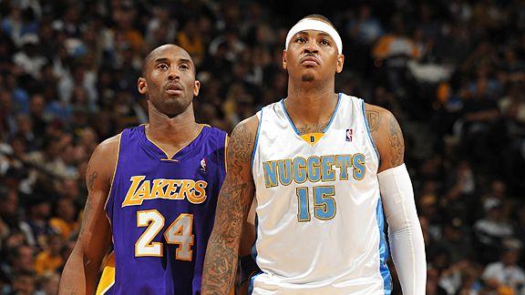 Kobe Bryant/Carmelo Anthony