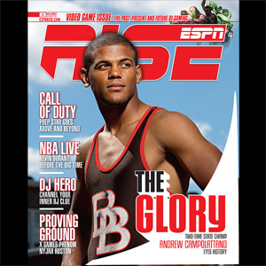 NJ RISE Magazine cover