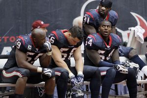 Texans Bench