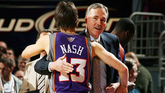 e9798aa0dfe2 Weekend Dime -- Steve Nash and Mike D Antoni get a second chance - ESPN