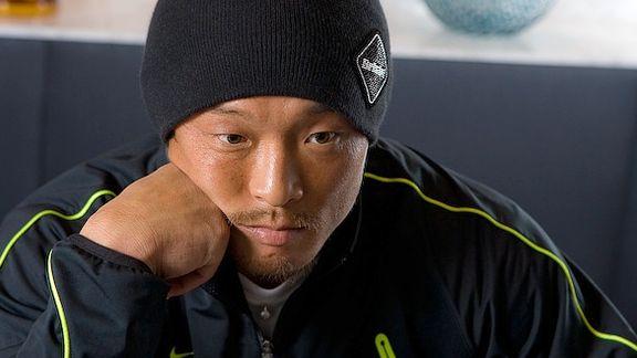 Yoshihiro Akiyama MMA UFC