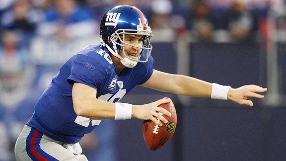 Eli Manning - file photo