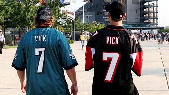 Michael Vick Fan