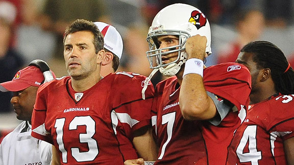 Kurt Warner/Matt Leinart