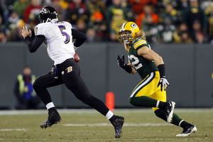Joe Flacco, Clay Matthews
