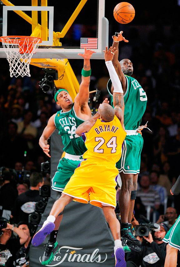 Games of the decade -- 2008 NBA Finals: Celtics 97, Lakers 91 - ESPN