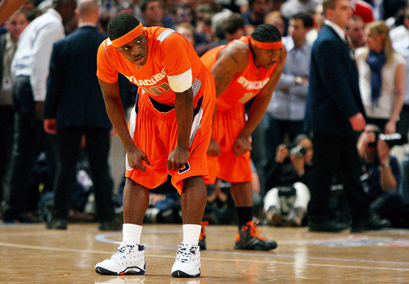 Games Of The Decade 2009 Big East Syracuse Orange 127