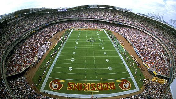 RFK Stadium Exterior