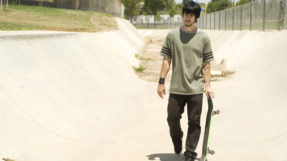 Chris Cole is 2009 Skater of the Year